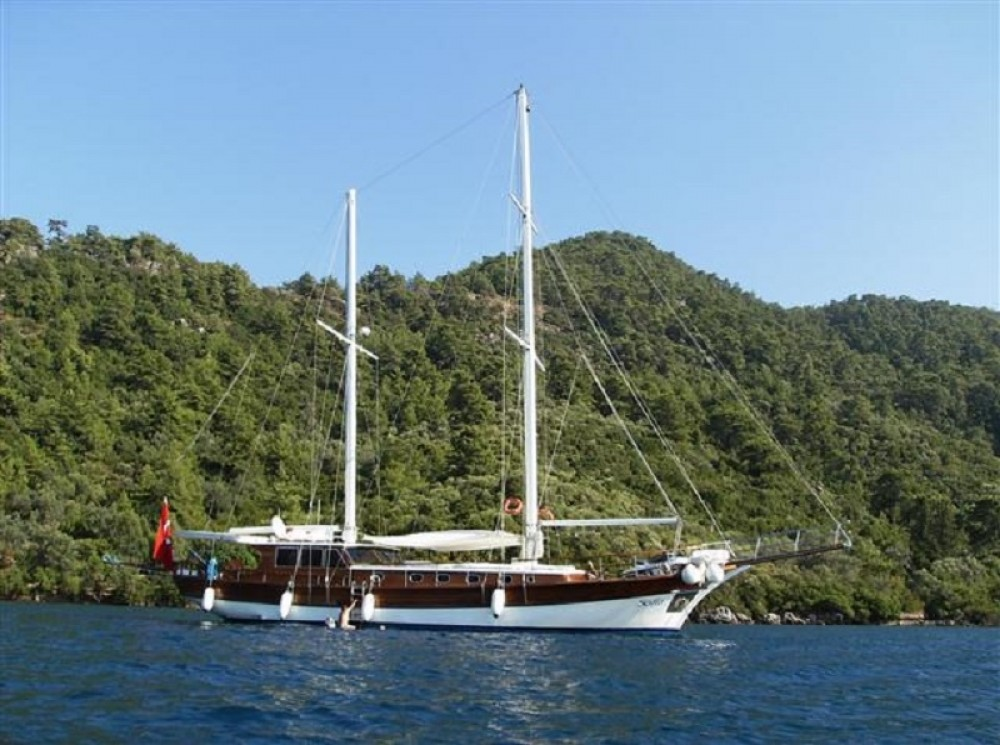 Boat rental Gulet Gulet - Deluxe in Muğla on Samboat