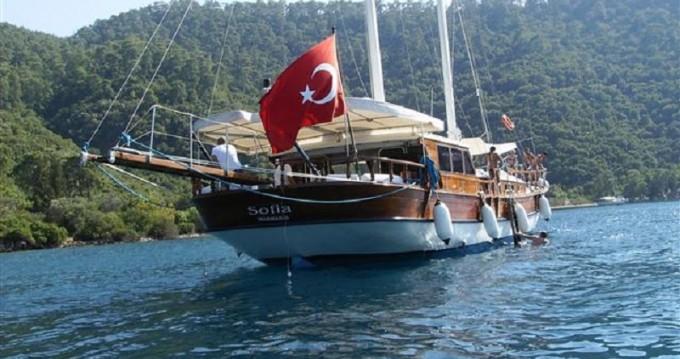 Boat rental Gulet Gulet - Deluxe in Marmaris on Samboat