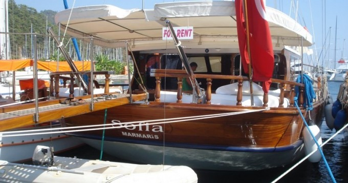 Gulet Gulet - Deluxe between personal and professional Marmaris