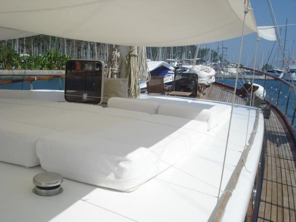 Rental yacht Muğla - Gulet Gulet - Deluxe on SamBoat