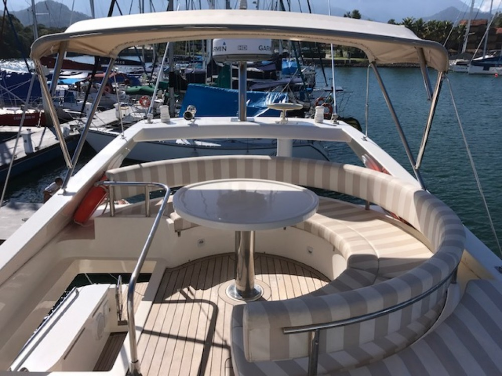 Motor boat for rent Angra dos Reis at the best price