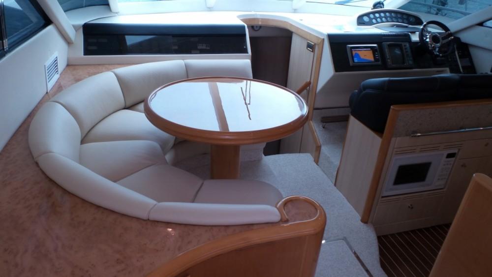 Boat rental Angra dos Reis cheap Fairline 60