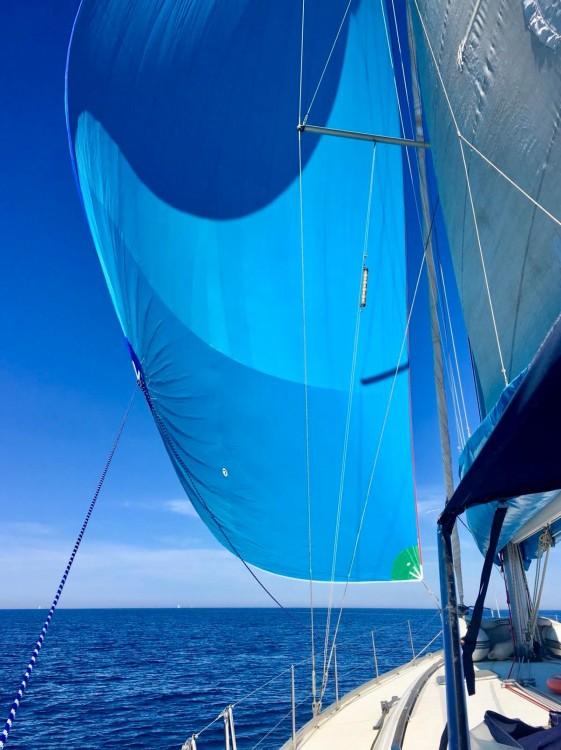 Boat rental Bénéteau Cyclades 50.5 in Dénia on Samboat