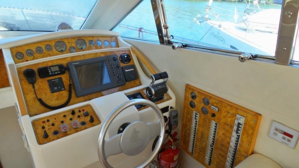 Boat rental Angra dos Reis cheap Ferretti 46