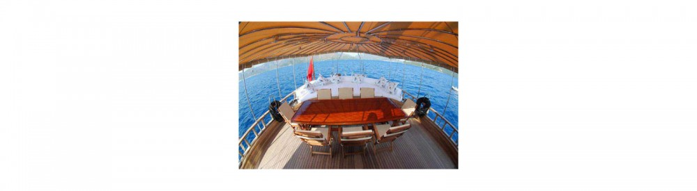 Boat rental Gulet Ketch - Deluxe in Muğla on Samboat