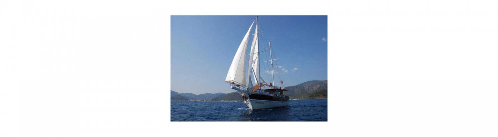 Rental yacht Muğla - Gulet Ketch - Deluxe on SamBoat