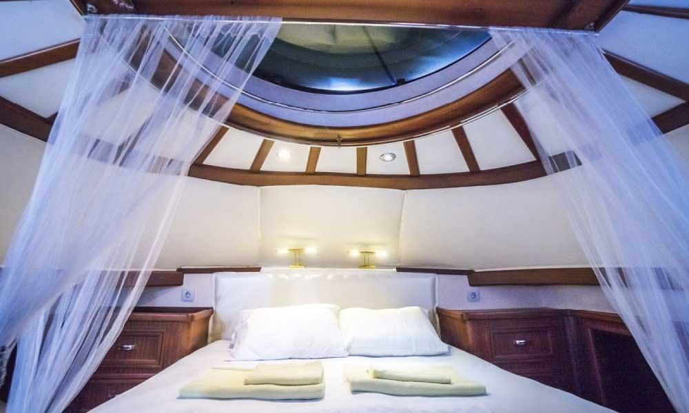 Boat rental Gulet Gulet - Deluxe in Muğla on Samboat