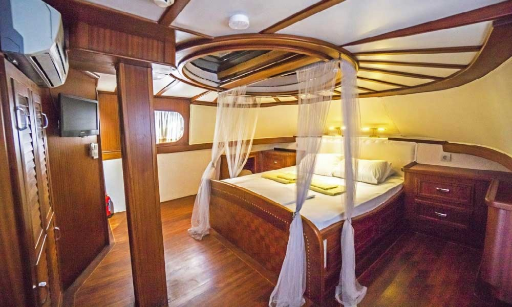 Gulet Gulet - Deluxe between personal and professional Muğla