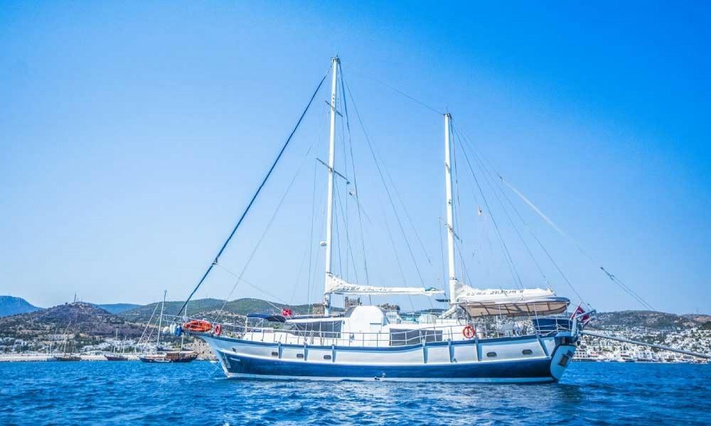 Rental Sailboat in Muğla - Gulet Gulet - Deluxe