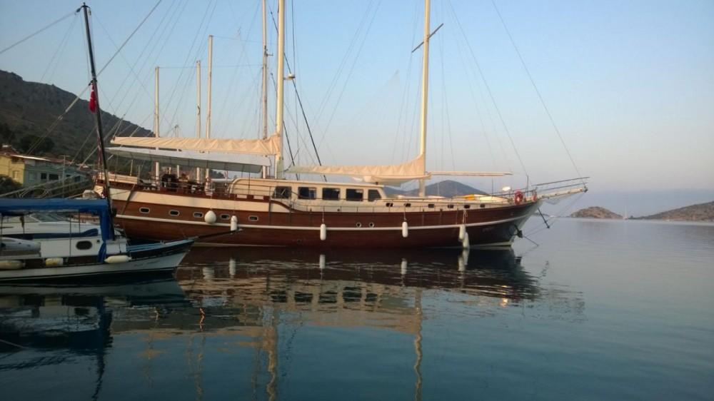 Rental yacht Aegean Region - Gulet Ketch - Deluxe on SamBoat