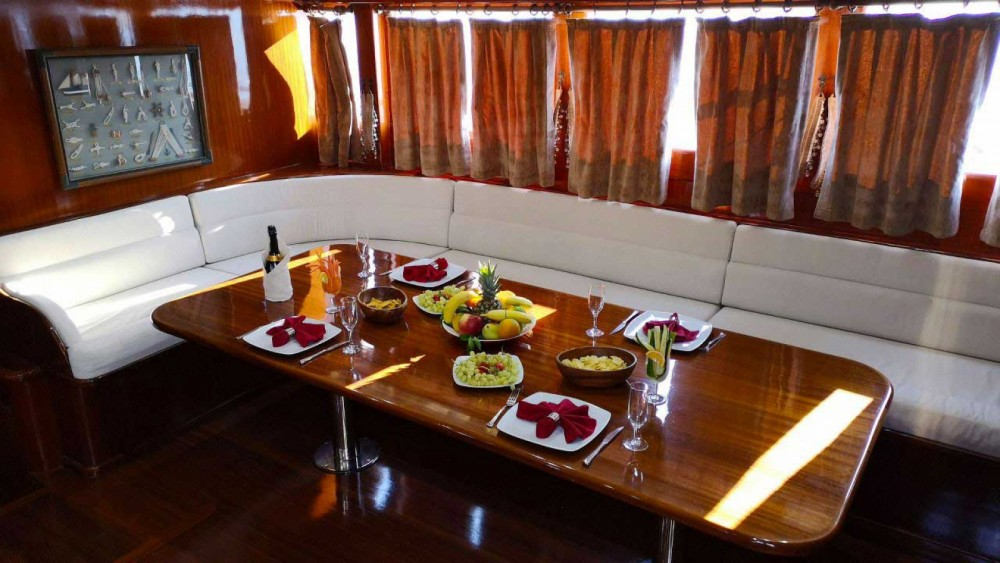 Rent a Gulet Ketch - Deluxe