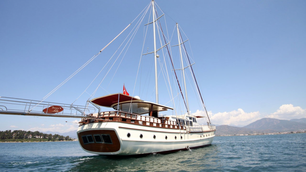 Rental yacht  - Gulet Ketch - Deluxe on SamBoat