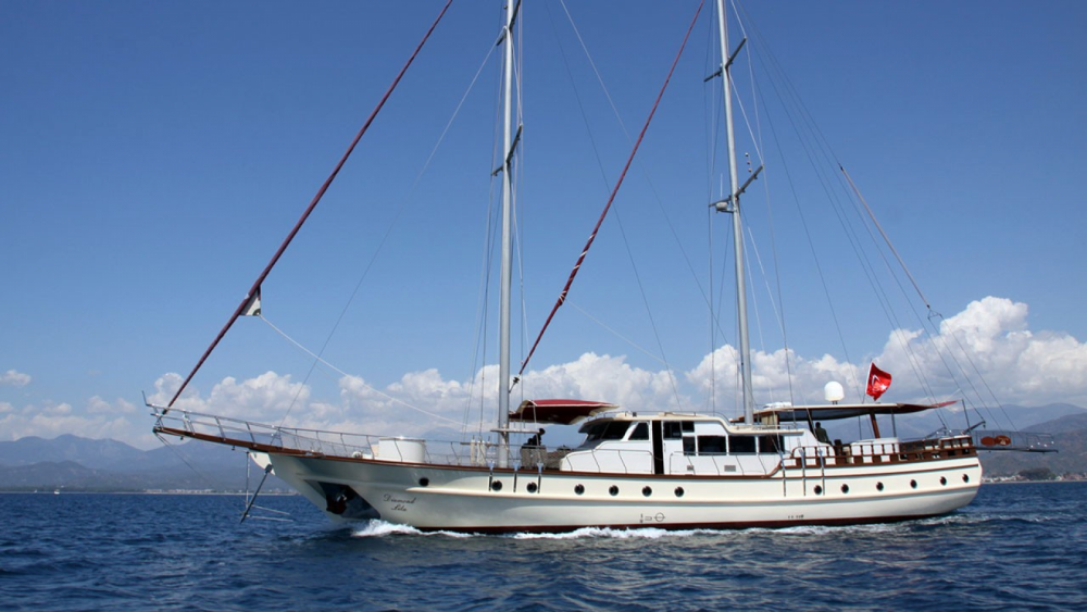 Rental Sailboat in  - Gulet Ketch - Deluxe