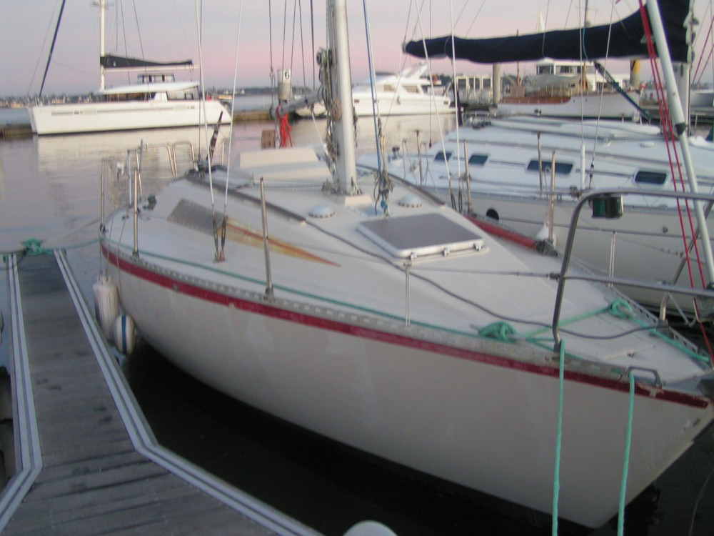 Rental yacht Lorient - Bénéteau first 27 on SamBoat