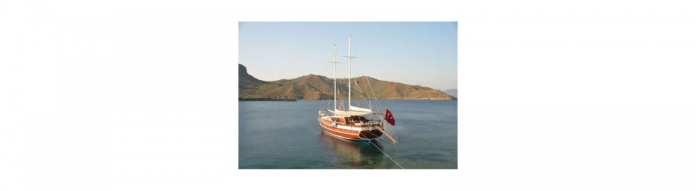 Boat rental Gulet Ketch - Deluxe in Aegean Region on Samboat