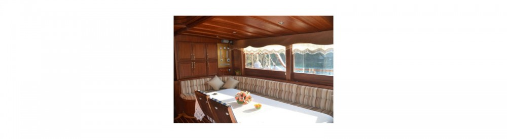 Rent a Gulet Ketch - Deluxe Aegean Region
