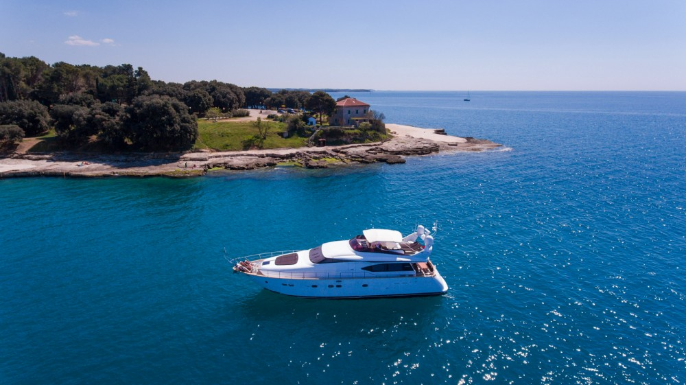 Yacht for rent Novigrad at the best price