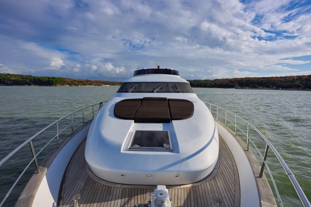 Rental Yacht in Novigrad - Maiora Maiora 20