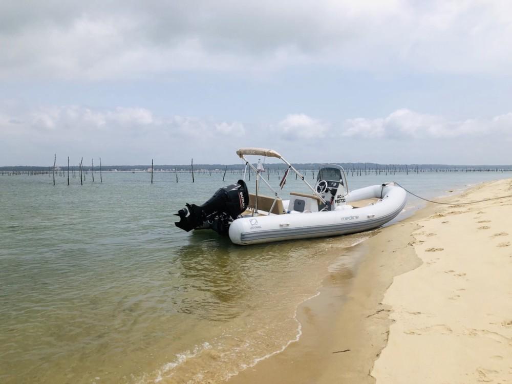 Rental yacht Arcachon - Zodiac Medline 580 on SamBoat