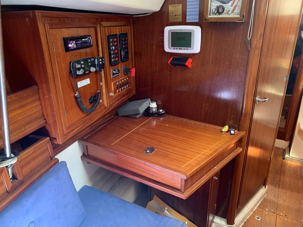 Rental yacht Aprilia Marittima - Elan Y36 on SamBoat