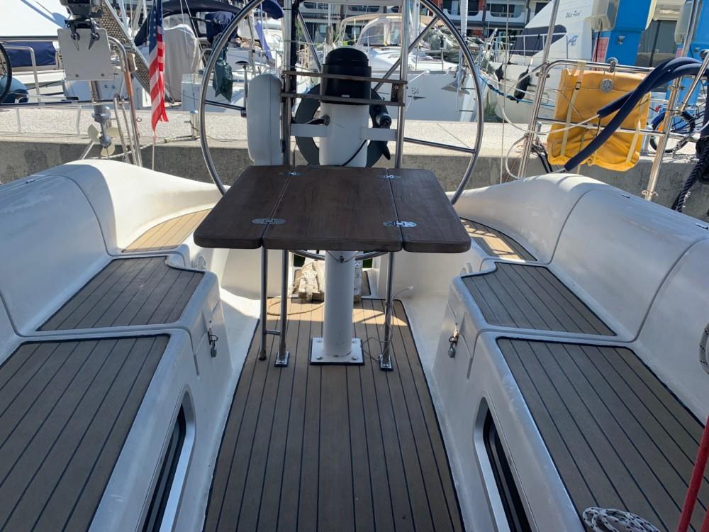 Sailboat for rent Aprilia Marittima at the best price