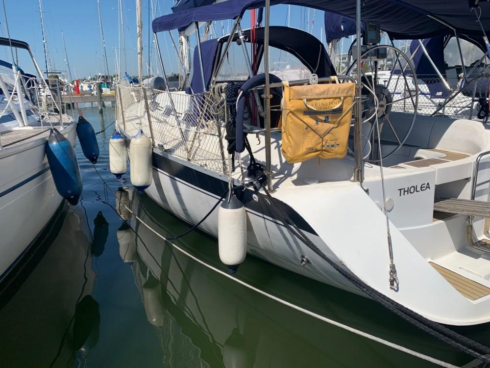 Boat rental Elan Y36 in Aprilia Marittima on Samboat