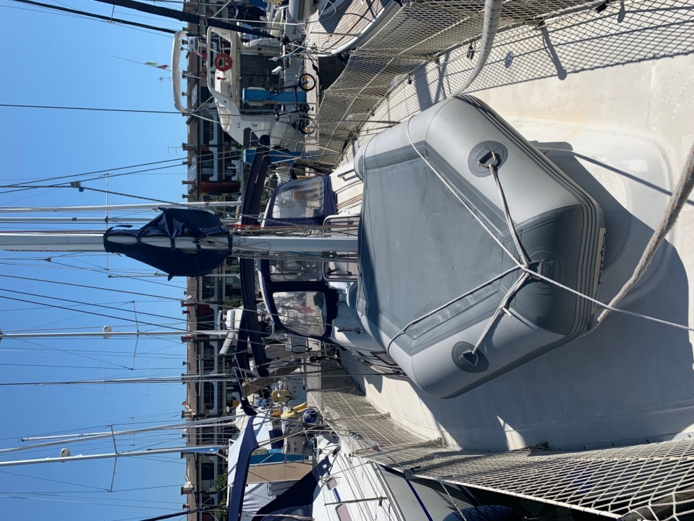 Rental Sailboat in Aprilia Marittima - Elan Y36