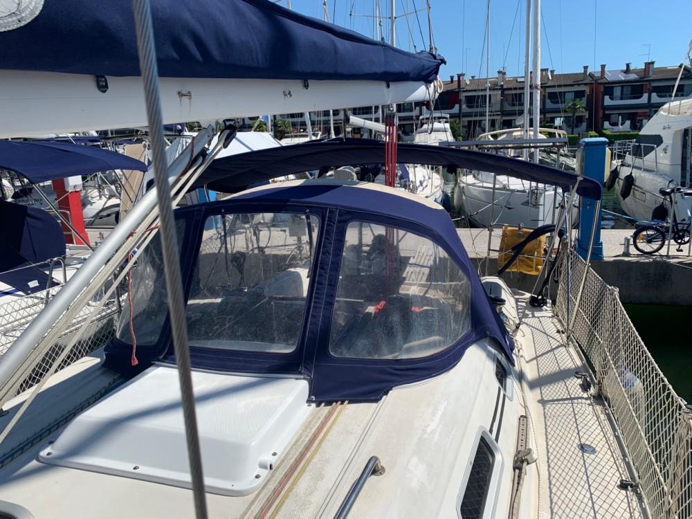 Hire Sailboat with or without skipper Elan Aprilia Marittima