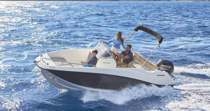 Motorboat for rent Dubrovnik at the best price