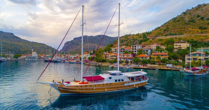 Gulet Ketch - Deluxe between personal and professional Marmaris