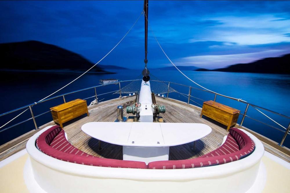 Rental Sailboat in Muğla - Gulet Ketch - Deluxe