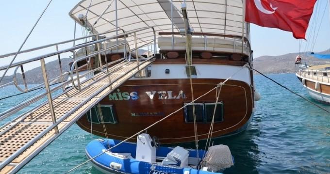 Boat rental Gulet Ketch - Deluxe in Marmaris on Samboat