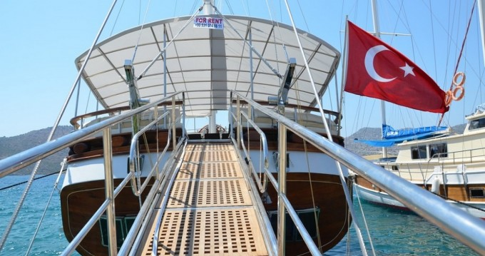 Boat rental Marmaris cheap Ketch - Deluxe