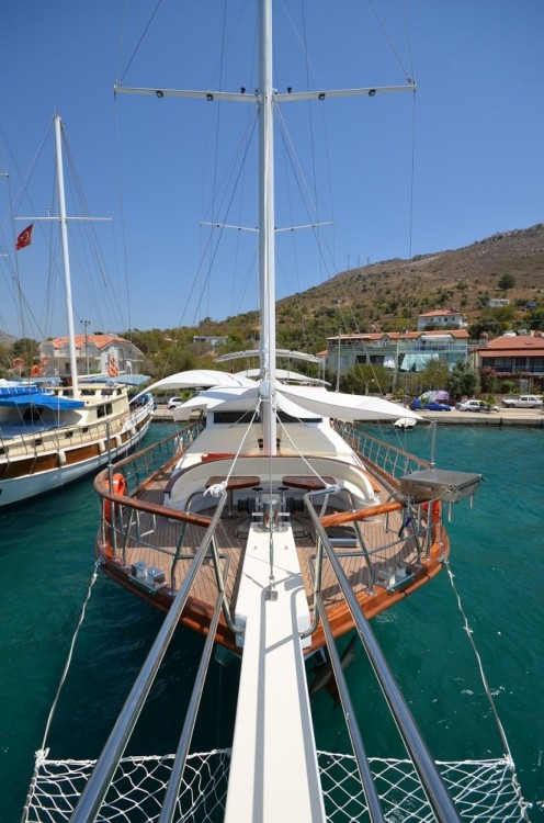 Boat rental Gulet Ketch - Deluxe in Muğla on Samboat