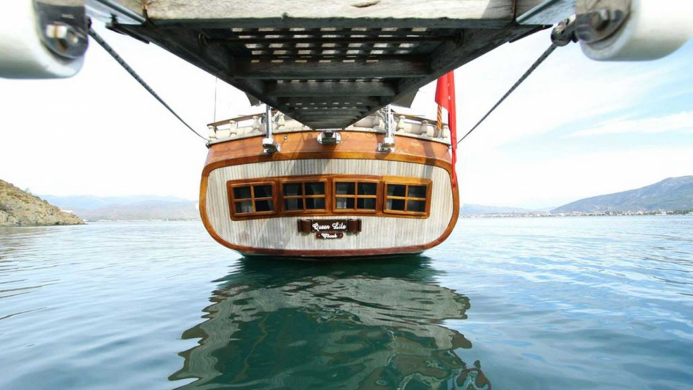 Gulet Ketch - Deluxe between personal and professional Muğla