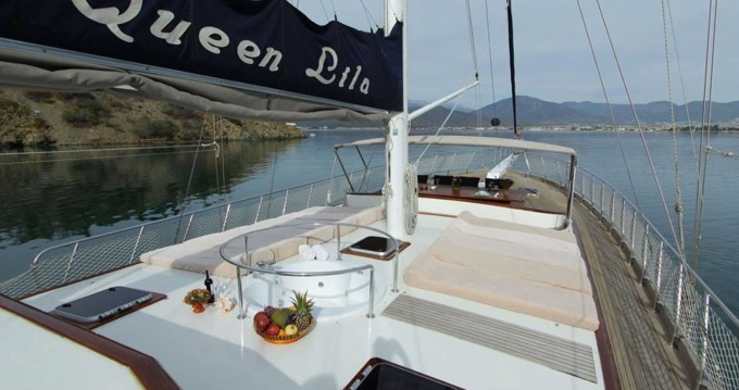 Rent a Gulet Ketch - Deluxe Fethiye