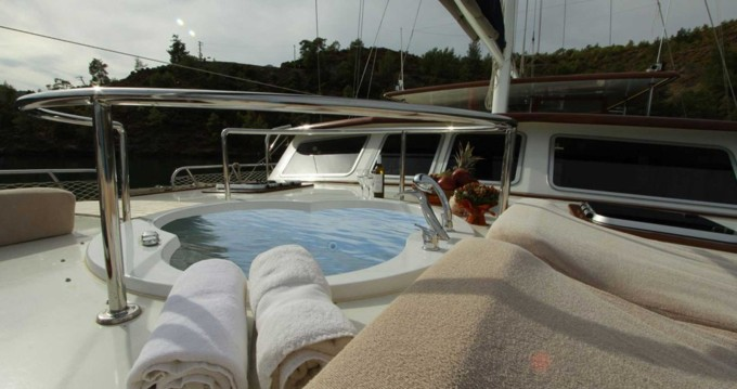 Boat rental Fethiye cheap Ketch - Deluxe