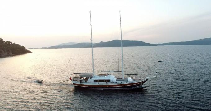 Rental Sailboat in Marmaris - Gulet Ketch - Deluxe