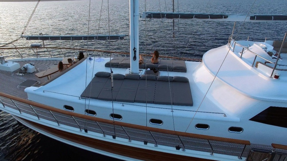 Hire Sailboat with or without skipper Gulet