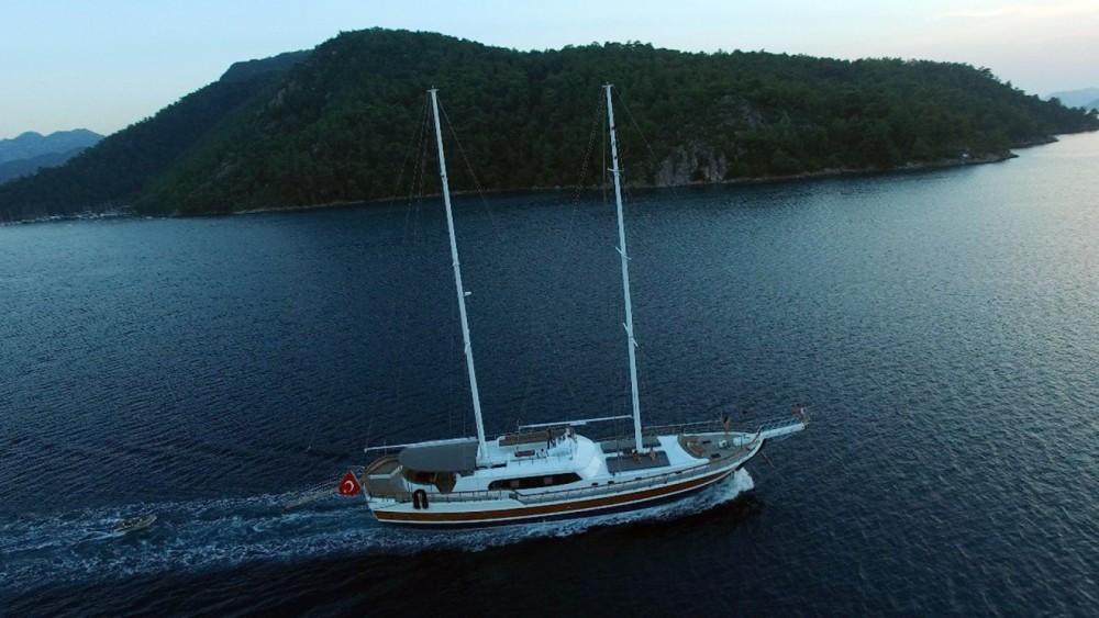Rental Sailboat in  - Gulet Ketch - Deluxe