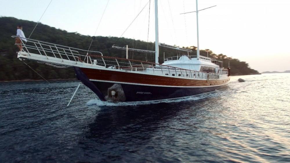 Boat rental  cheap Ketch - Deluxe