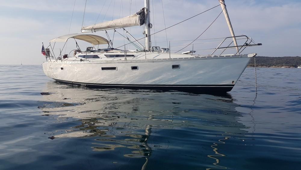 Boat rental Sari-Solenzara cheap Voyage 11.20