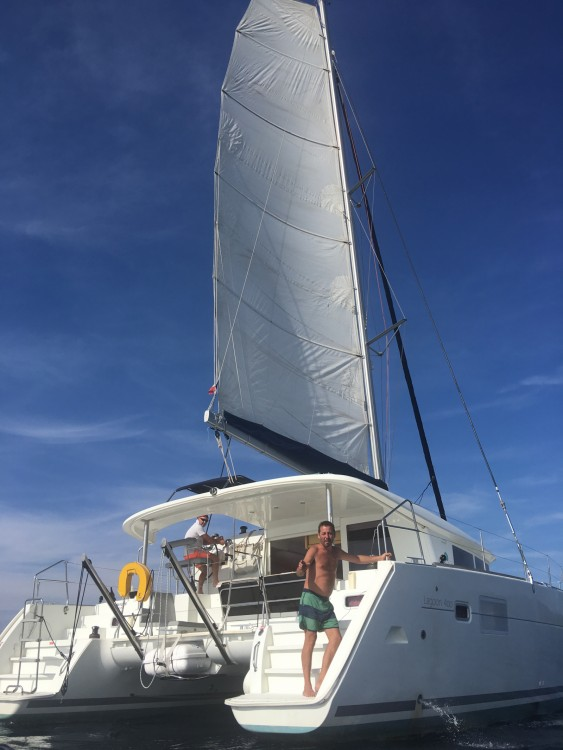 Catamaran for rent Eivissa at the best price