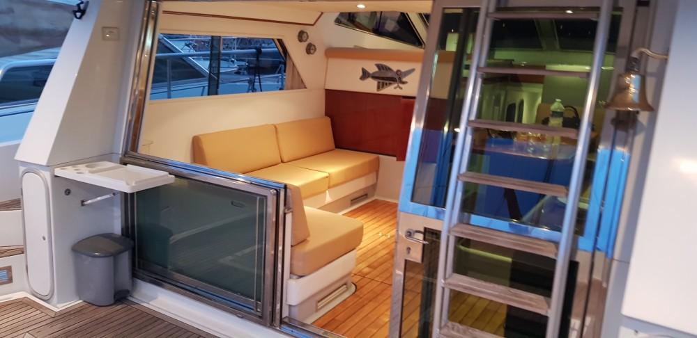 Ferretti Altura 52 S between personal and professional Marseille
