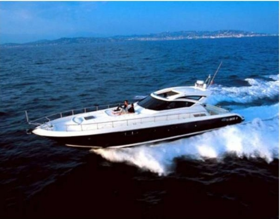 Hire Motor boat with or without skipper Cayman Castellammare di Stabia