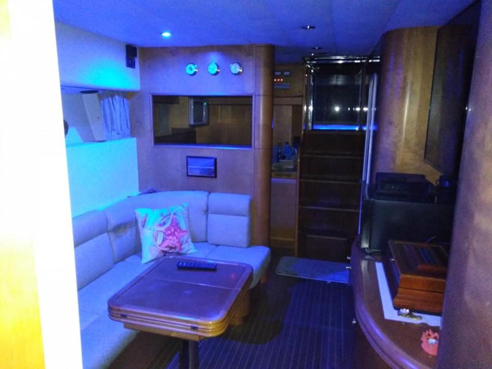 Boat rental Castellammare di Stabia cheap 53 Topline