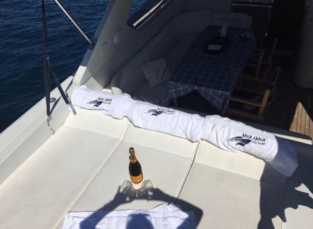 Motor boat for rent Castellammare di Stabia at the best price