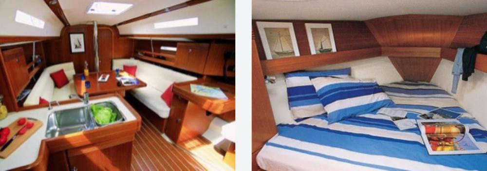 Rental yacht Bénodet - Dufour Dufour 34 on SamBoat