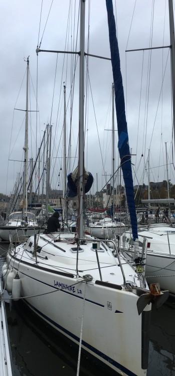 Boat rental Bénodet cheap Dufour 34