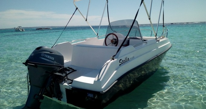 Rental Motorboat kruger with a permit
